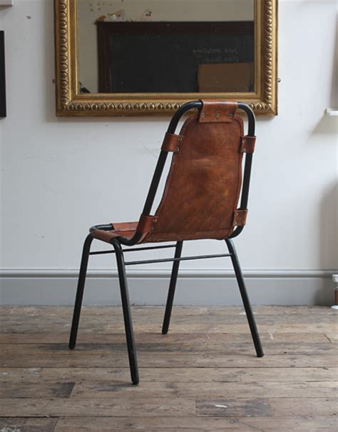 Hig Chair by Charlotte Perriand Les Arcs Chairs Modern Room 20th