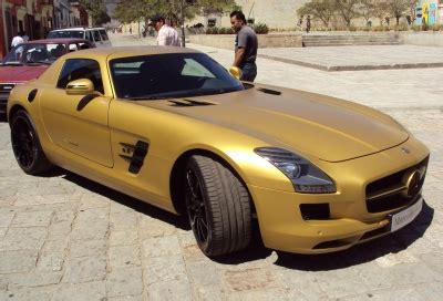 mercedes benz comes to oaxaca to show the sls amg gt3 and