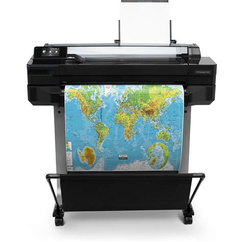 Printer Hp A1 hp designjet t520 24 inches large format cad printer