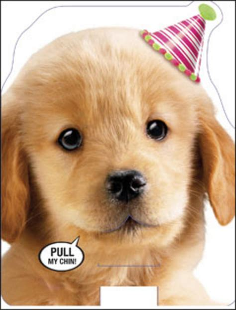 puppies happy birthday puppy barking happy sound birthday card cards kates