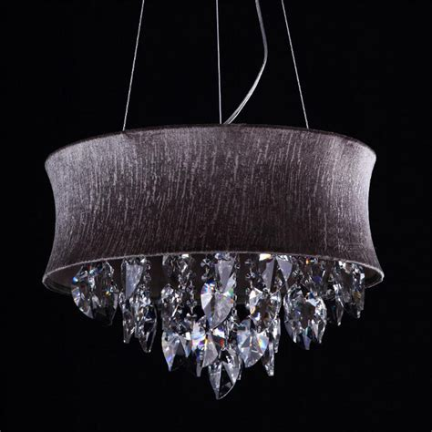 Grey Chandelier Shades Popular Drum Light Chandelier Buy Cheap Drum Light Chandelier Lots From China Drum Light
