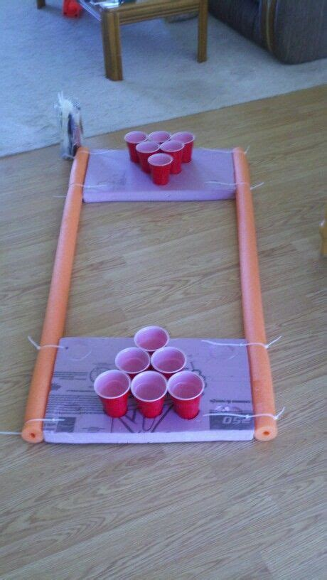 backyard drinking games best 25 pool beer pong ideas on pinterest