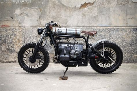Mad Max Motorrad by Mad Max Bmw R65 By Delux Motorcycles Hiconsumption