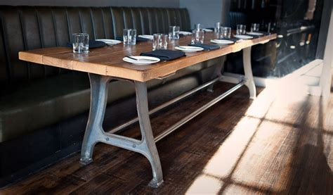 Wrought iron dining room tables