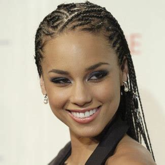 alicia keys hairstyles cornrows and braid 2015 for black alicia keys music tv tropes