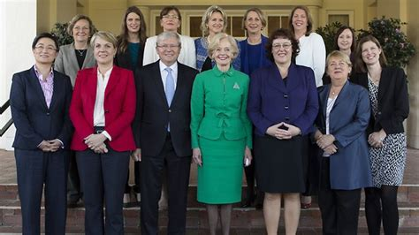 New Australian Cabinet List by Bill Shorten Appointed To Sell Schools Reforms In Rudd