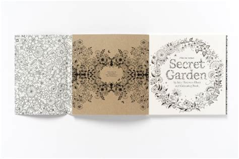 secret garden an inky 1780671067 secret garden an inky treasure hunt and colouring book at shop ireland