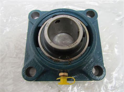 flange transmision t 2f skf fy 1 7 16 tf yar 207 107 2f 4 bolt bearing flange