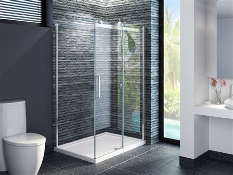 doccia con vetrocemento doccia vetromattone