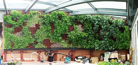 como hacer jardines verticales interiores jard 237 n vertical interior con sistema eco bin mixto