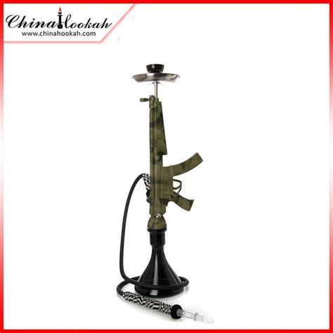 Shisha Medium Koper designer mob ak47 m16 pistool waterpijp waterpijpen product id 60319162201 alibaba