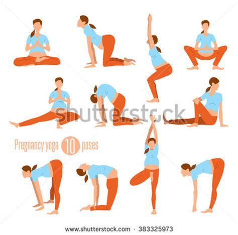 boat pose pregnancy pregnancy yoga yoga pregnant women doing stock