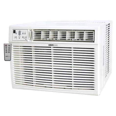 btu uberhaus window air conditioner  warranty
