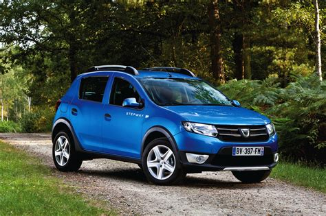 renault sandero stepway 2012 renault weighing up dacia budget brand for australia