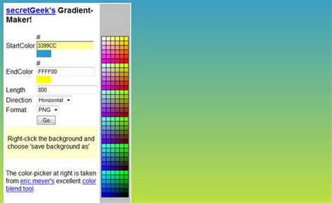 Pattern Gradient Generator | 10 online background pattern makers hative
