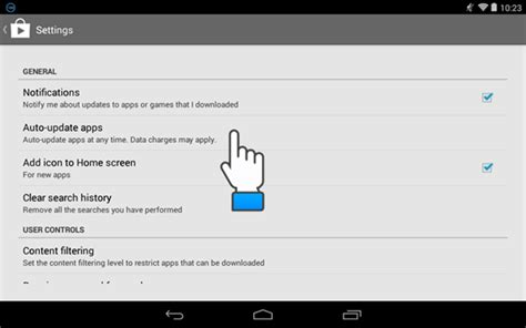 how to turn automatic updates android how to disable automatic app updates in android
