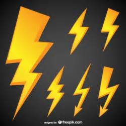 Lightning Bolt Symbol On A Car Bliksem Vectoren Foto S En Psd Bestanden Gratis