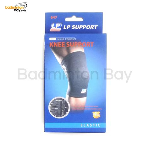 Lp Knee Support 667 Size M Black lp support knee support 647