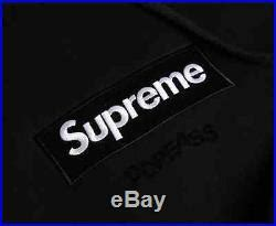New Supreme Hoodie Original Black Box Logo new black bogo pullover supreme box logo hoodie sweater