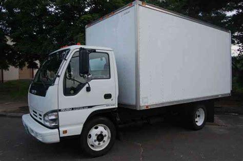 ford npr hd 2006 box trucks