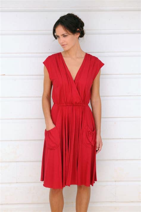 jersey dress pattern vogue diy thursday tracy reese alabama chanin journal