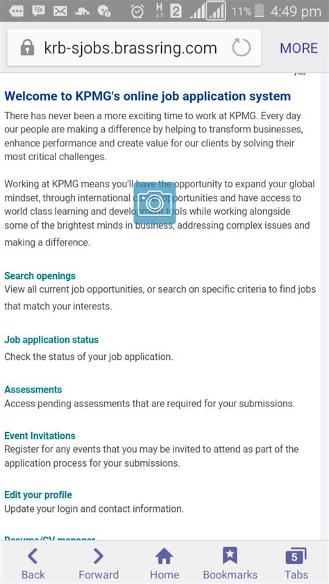 Offer Letter Kpmg Kpmg Graduate Trainee Aptitude Test 2015 Vacancies 91 Nigeria