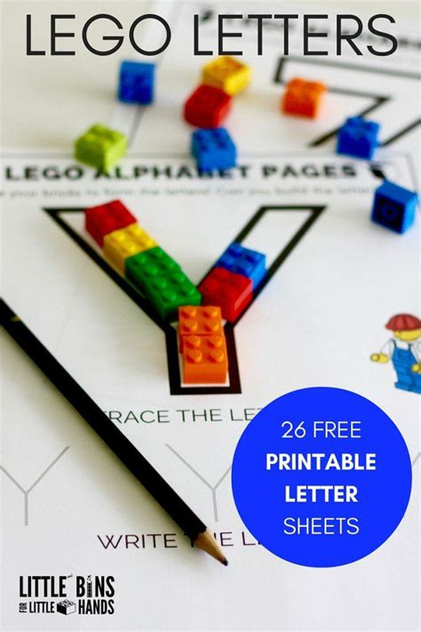 free lego printable letters lego letter activity and free printable letter sheets