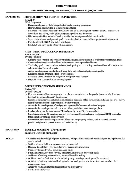 10 supervisor job description templates free sample