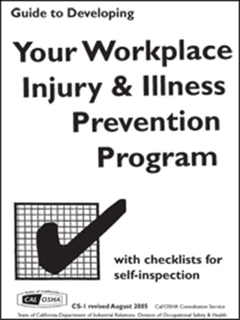 Cal Osha Consultation Service Cal Osha Heat Illness Prevention Program Template