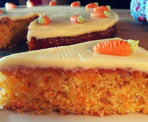 kuchen ganz einfach rezept karottenkuchen einfach selbstgemacht