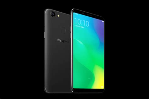 Oppo A83 oppo a83 with 5 7 inch 18 9 display launched in china