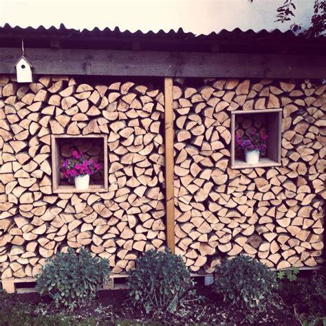 lagerung kaminholz die besten 25 brennholz lagerung ideen auf