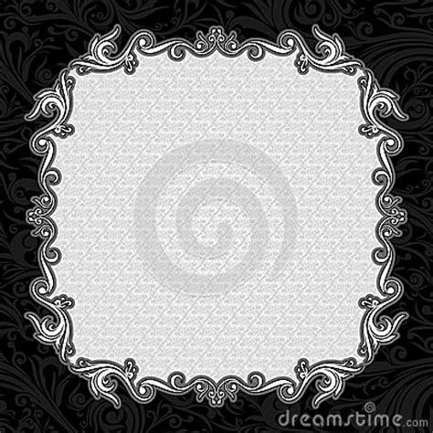 Batik Black Abstract cover abstract black batik yogyakarta stock illustration