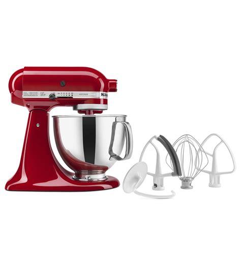 KitchenAid® Artisan® Series 5 Quart Tilt Head Stand Mixer with Flex Edge Beater   eBay