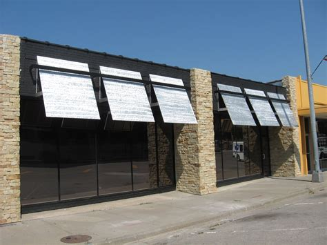 awnings design commercial awnings kansas city tent awning metal