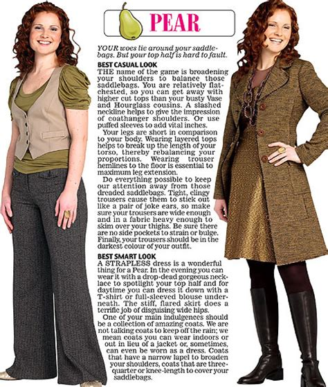 hair style for pear shaped body trinny and susannah show off the clothes to suit their 12