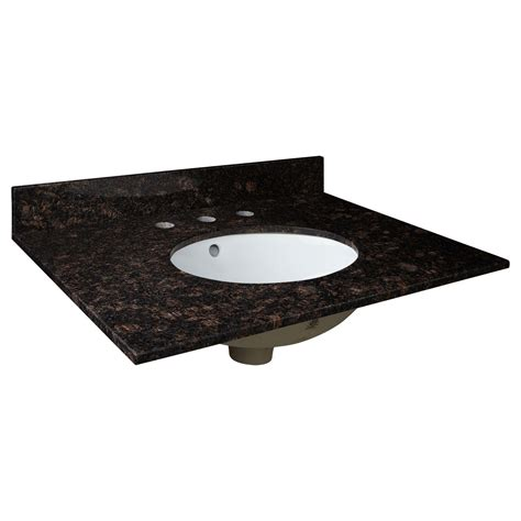 31 x 22 vanity top with sink signature hardware 31 quot x 22 quot granite vanity top with