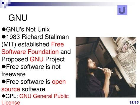 gnu general public license ppt p2p networking powerpoint presentation id 98341