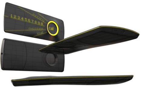 """""""another world"""" smartphone seems inspired by tron"""