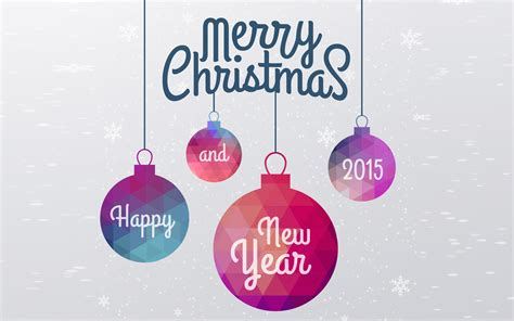 wallpaper christmas and new year 2015 christmas and new year 2015 desktop wallpaper hd wallpapers