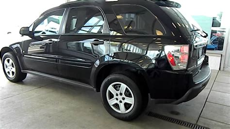 2006 Chevy Equinox Interior Black 2006 Chevy Equinox Ls Awd Eastside Mazda Vw In