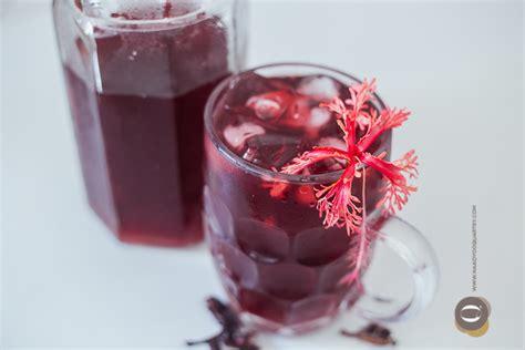 Easy to Make: Sobolo- Hibiscus & LemonGrass Iced Tea ... Lemongrass Benefits Cancer