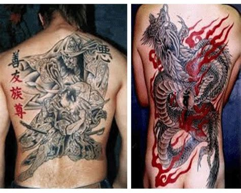 imagenes de japoneses hombres tatuajes japoneses para hombres tatuajespara com