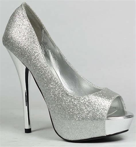 Wedding Shoes In Silver by Ideas On Silver Wedding Shoes Cherry