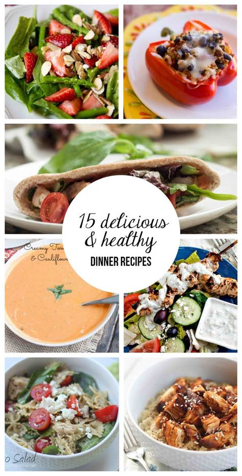 15 delicious healthy dinner recipes gonna lose it