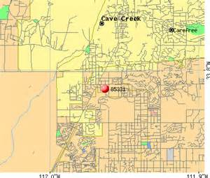 offender map arizona 85331 zip code cave creek arizona profile homes
