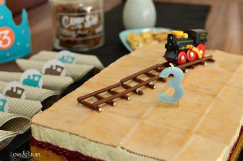 lokomotive kuchen ideen zum kindergeburtstag