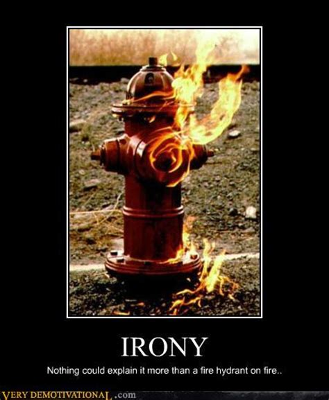 funny quotes about irony quotesgram