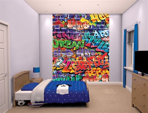 graffiti    cm   pieces tilepanel wallpaper