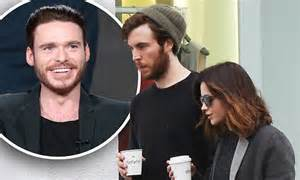 youtube tom hughes jenna coleman enjoys a stroll with boyfriend tom hughes